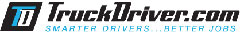 TruckDriver.com Smarter Drivers... Better Jobs Logo